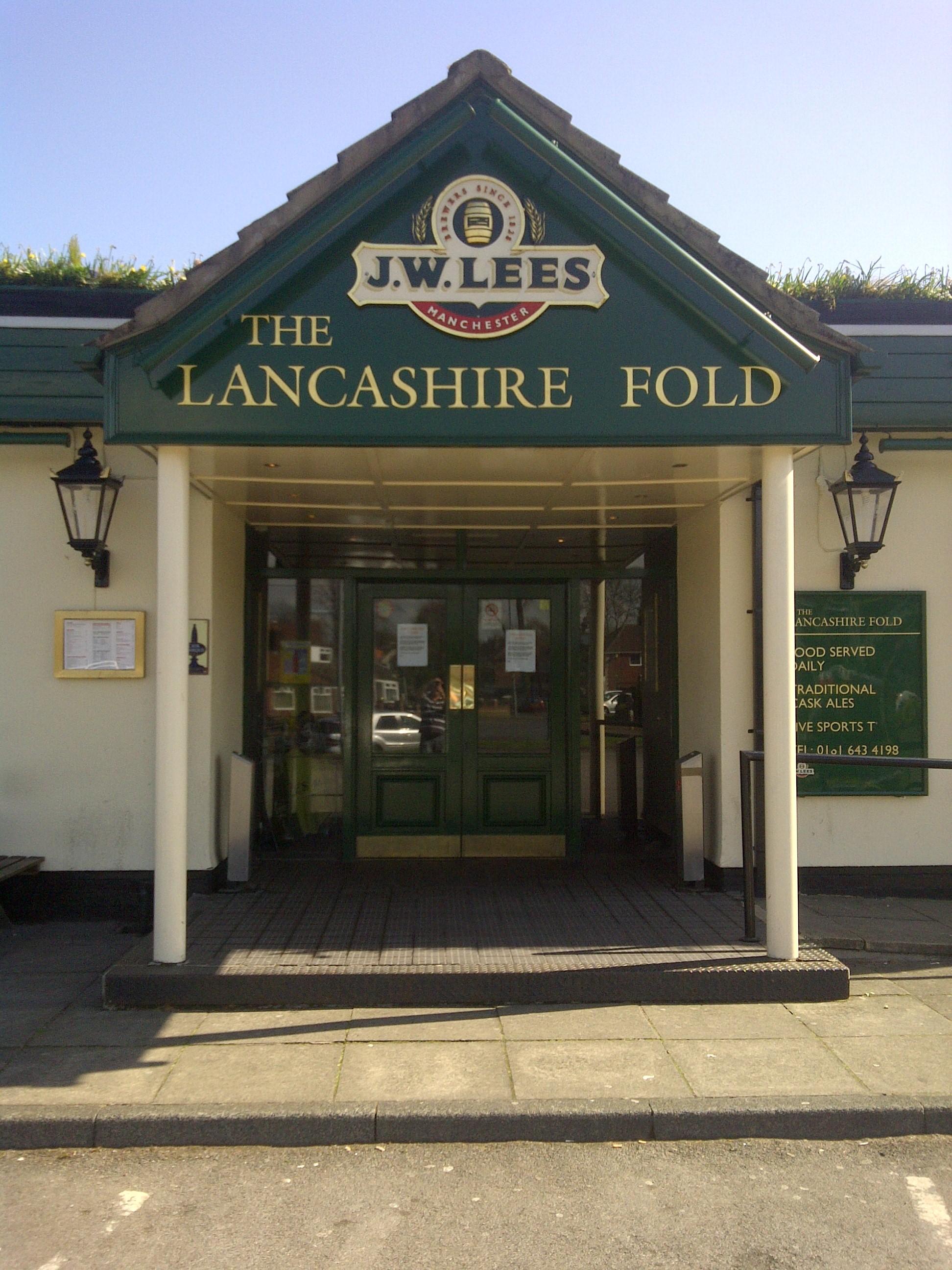 The Lancashire Fold
